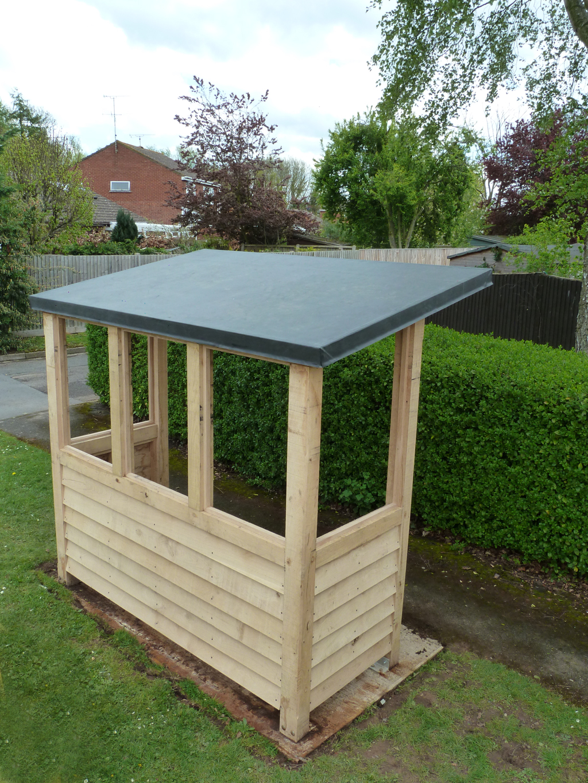 felt roofing tiles for garden sheds details section sheds. Black Bedroom Furniture Sets. Home Design Ideas